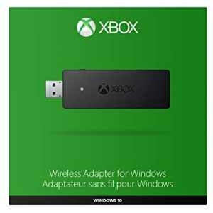 Microsoft Xbox Wireless Adapter for Windows 10