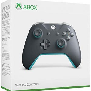 Xbox Wireless Controller – Grey and Blue